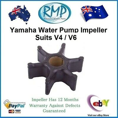 A Brand New Yamaha Outboard Water Pump Impeller All V4 / V6 # R 6E5-44352