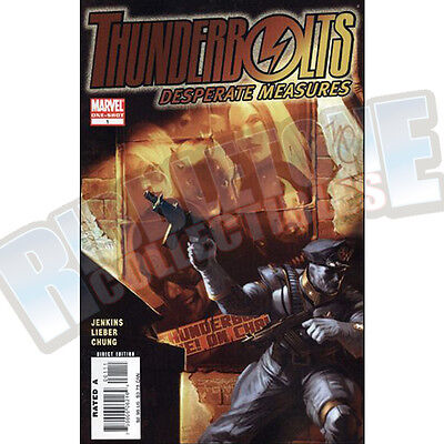 Thunderbolts Desperate Measures One Shot Vf-Nm