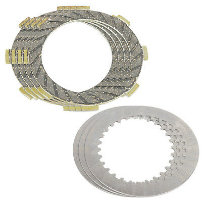CLUTCH FRICTION and STEEL PLATES Fits KAWASAKI KM100A 1976-1981