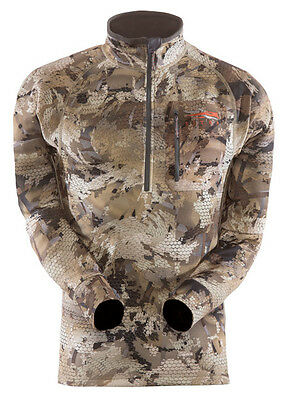 Sitka Gear Traverse  Zip-T  Shirt  Waterfowl Camo  10001-WL-XL  Extra large  NEW