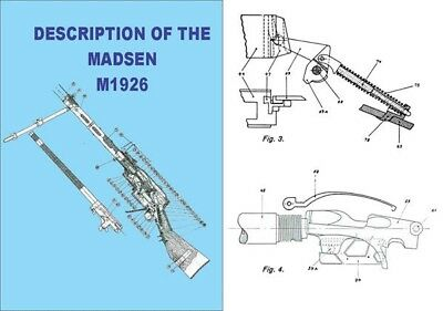 Madsen c1932 Description of the M1926 (in English)