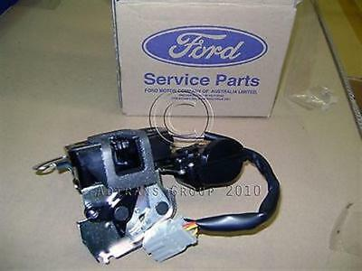 Genuine Ford Ba Bf Falcon Door Lock Latch Actuator Rhf >28/02/06 Fairlane Ltd