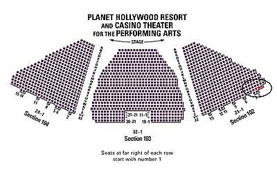 1-4 Tickets for Miss USA Pageant 2013 Finals - 102 Planet Hollywood - PH Live
