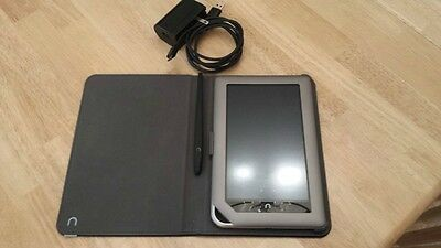 Nook Color w/ case and stylus