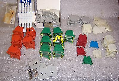 Allen Bradley 1492-EB10 Large Lot of Different Terminal Blocks