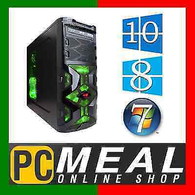 AMD Quad Core A10 7890K 4.3GHz Max Gaming Computer 8GB 1TB R7 Radeon Desktop PC