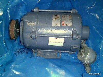 General Electric 1725Rpm 1/2Hp Explosion Proof Motor 5Bc79Ae15