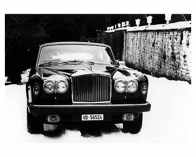1979 Bentley T2 Factory Photo uc1489-ZQWHRB