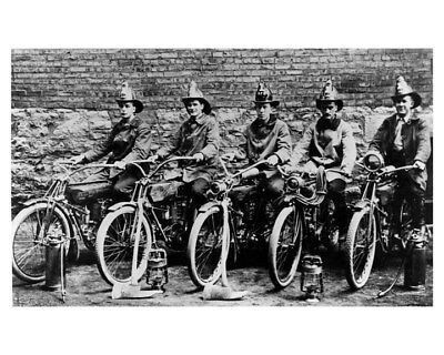 1914 Thor Motorcycles Factory Photo uc1749-KWK7VK