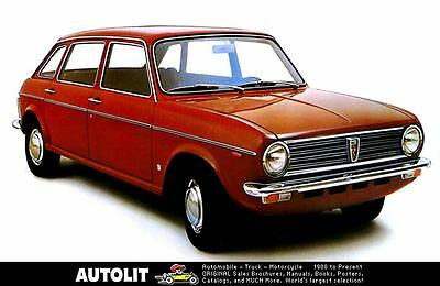1975 1976 Austin Maxi 1750 Automobile Photo Poster zc4494-NGA3DT