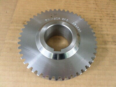 "TH-916-24B-V79580 4-1/2""OD X 1-5/8""ID X 7/8""W 46-Tooth Helical Gear"