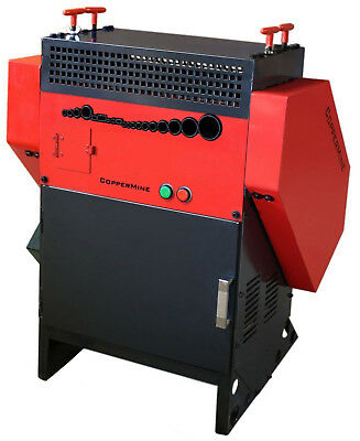 """Copper Wire Stripping Machine Powered Automatic Cable Wire Stripper up to 1-1/2"""""""