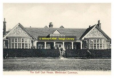 rp8508 - Golf Club House , Wimbledon - photo 6x4