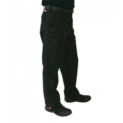 Lee Cooper  Mens Workwear Combat Cargo  Work Trousers Pants- Various Colours
