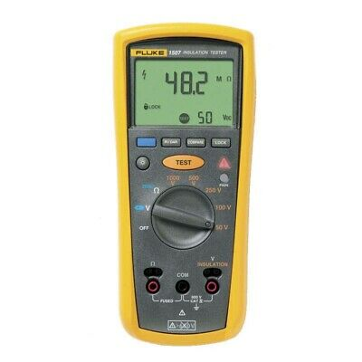 fluke 1507 insulation tester manual