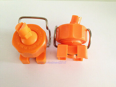 10pcs Spraying System Clip-Eyelet spray nozzle Adjustable spherical clamp buckle