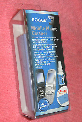 2 x 50ml bottle Screen Cleaning Kit for TV,Mobil phone,LCD -Made in Germany (C1)