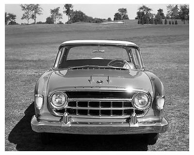 1956 Nash Rambler Factory Photo uc3264-6GX65U