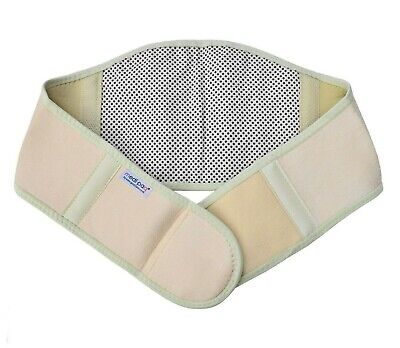 INFRA-RED Magnetic Waist Brace Lumbar Support Belt Lower BACK Pain Arthirits