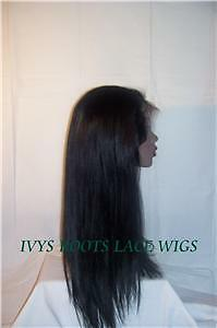 """20"""" Front Lace Wig"""