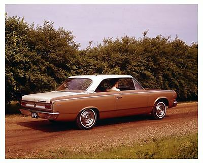 1966 AMC Rambler American Rogue Automobile Photo Poster zuc2647-7XY3R5