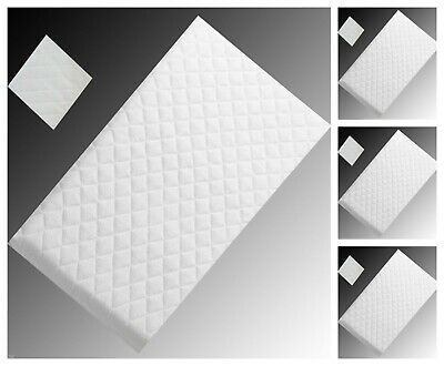 Quilted Soft All Sizes Breathable & Water Proof Baby Mattresses