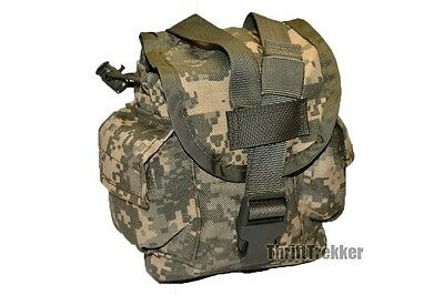 NEW US Military MOLLE II ACU 1 qt Canteen General Purpose Pouch by Specialty