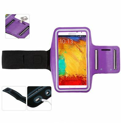 For Samsung Galaxy Note 4/3/2 Sports Gym Running Jogging Cycling Armband Case