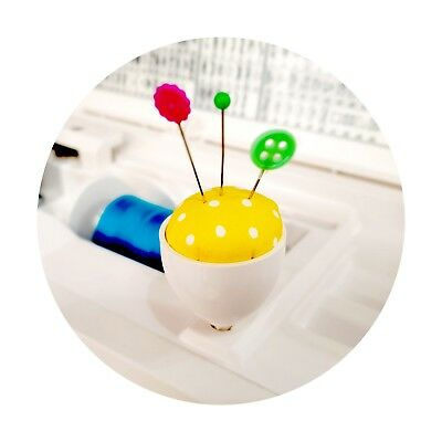 Janome Attachable Pin Cushion - NEW Genuine Sewing Dressmaking Needle Patchwork