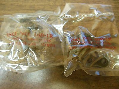 """New Iso Connecting Chain Link No. 10B-1R 10B1R 5/8"""" Pitch 3/8"""" Width Lot Of 2"""