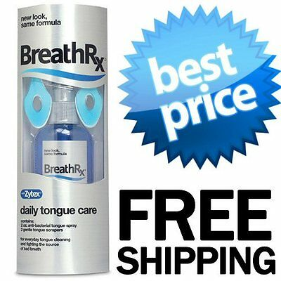 BREATHRX Sonicare Tongue Care Kit  * BEST PRICE*  Best Match - FREE SHIPPING