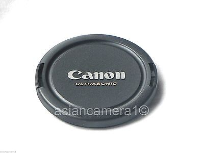 67mm Replacement Front Lens Cap For Canon IS USM E-67U Snap-on Dust Safety 67 mm