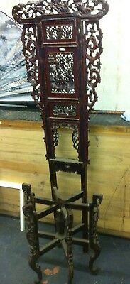Chinese Furniture - Tall Basin Stand,