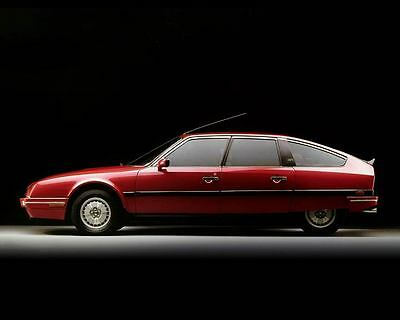 1988 Citroen CX GTI Automobile Photo Poster zc7375-W72K4W