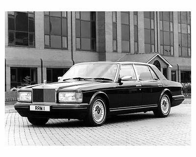 1996 Rolls Royce Silver Spur Automobile Photo Poster zc7381-ZZXGJD