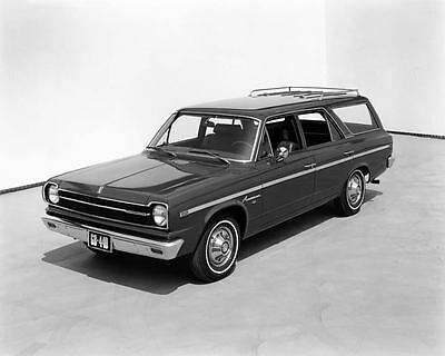 1968 AMC Rambler American Station Wagon Photo Poster zc7844-IHJ3N4