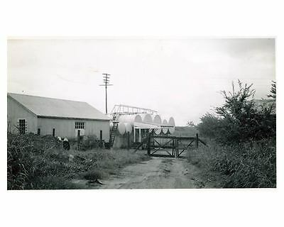1941 Pure Oil Gas Station Factory Photo Cheraw South Carolina ch2383
