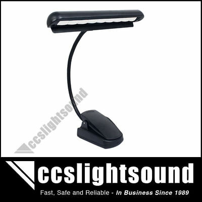 High Quality Music Stand / Orchestra Light With Gooseneck And 9 Led's
