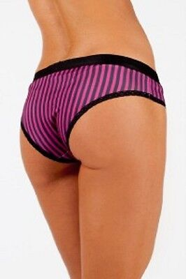 isly women's designer underwear panties briefs knickers...scout stripe