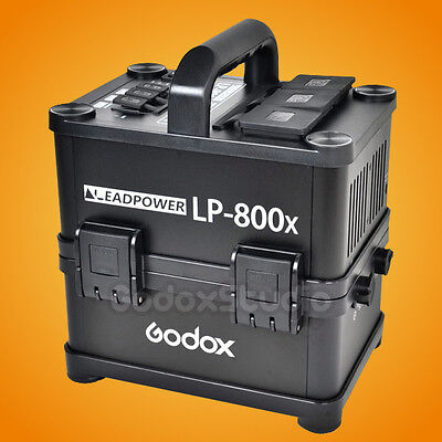 [EXPEDITED] Godox LP-800X Portable Outdoor Output Inverter Power Battery 230V