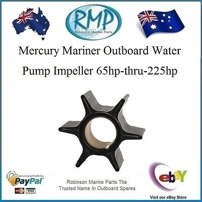 A Brand New Mercury Mariner Water Pump Impeller 4 / 6Cyl 65hp-225hp # R 47-89984