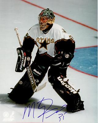 MARTY TURCO autographed PHOTO! Dallas Stars! Make offer! 3000110 8X10