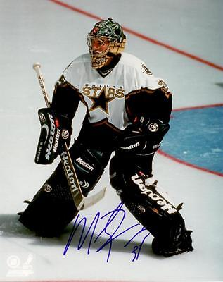 MARTY TURCO autographed PHOTO! Dallas Stars! Make offer! 3000112 8X10