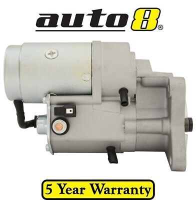 Heavy Duty Upgrade Starter Motor to fit Ford Courier 2.2L Diesel (R2) '85 to '96