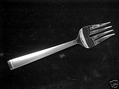 Oneida FROST Stainless Serving Fork  (s)         USA