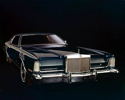 1973 Lincoln Continental Mark IV Factory Photo c2999-YZCZCR
