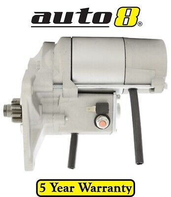 New Starter Motor fits Land Rover Discovery 2.5L Diesel 1999 - 2002 TD5 Series 2