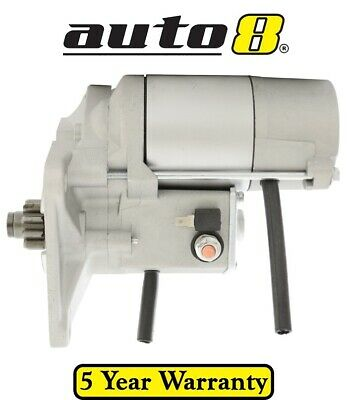 Starter Motor To Fit Land Rover Discovery 2.5L Diesel 1999 To 2002 Td5 Series 2