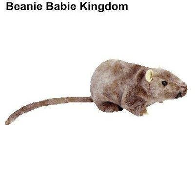 Ty Beanie Babie * Tiptoe * The Mouse