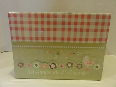 30 Handmade All Occasion Greeting Cards Collection